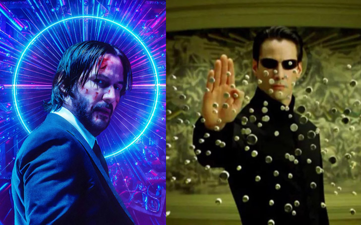 The Matrix 4 and John Wick 4 Releasing on the Same Day 21 May 2021 - Fans are Calling it National Keanu Reeves Day